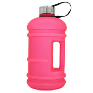 Bodybuilding Supplements 2.2L Dumbbell Shape Shaker Bottle Gym Fitness Sport Water Bottle pictures & photos