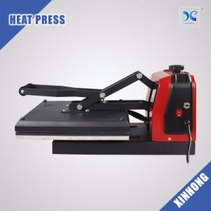 fashion Design LCD Controller T-shirt Heat Press Machine pictures & photos