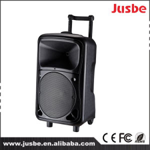 12 Inch 300 Watts Manufacturer Wholesale portable DJ Outdoor bluetooth Trolley Speaker pictures & photos