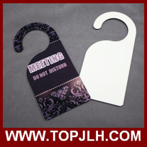 Sublimation Transfer Printing MDF Wood Door Hanger