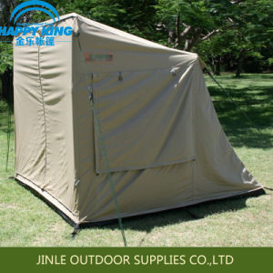 Practical Camping Roof Top Tent Back Awning House
