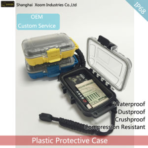 Outdoor Defender-All Weather Earphone Waterproof Box Blue Tooth Box GPS Box Gift Box