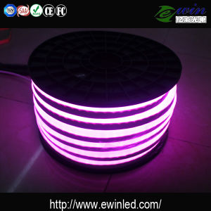 2017 New Top Quality Silicone RGBW LED Neon Flex Strip with 11*17mm