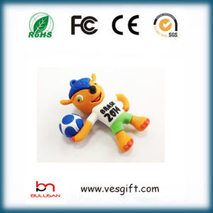 Promotion Gift Pendrive 100% Custome Soft PVC USB Flash Drive pictures & photos