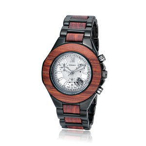 Fashion Wrist Watch Wooden Watch Men′ Women′s Quartz Watch pictures & photos