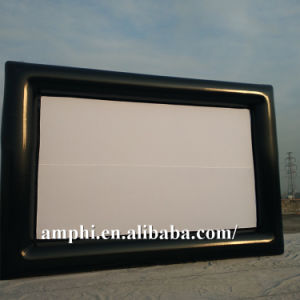 Inflatable Movie Screen for Advertising/Inflatable Movie Projection Screen
