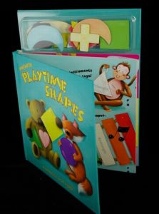 Playtime Shapes Book