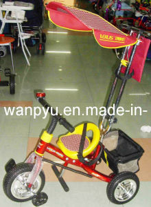 Baby Tricycle With Handle-Bar (YYP-TR-001)