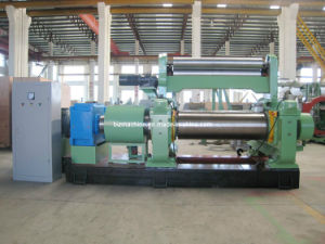 Rubber Two Roller Mixing Mill Machine pictures & photos
