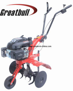 5.5HP Gasoline Manual Cultivator Tiller (GBA-905A)