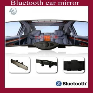 Bluetooth Handsfree Car Kit Mirror (WD0618)
