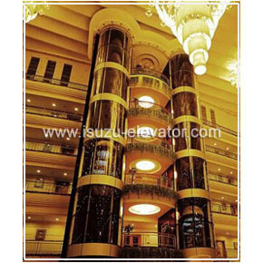 Machine Roomless Elevator (MRL passenger elevator) pictures & photos