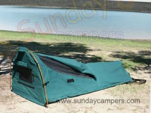 Easy Folding Camping Canvas Swag (SC-SD02) pictures & photos