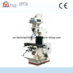Precision Universal Turret Milling Machine pictures & photos