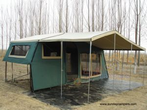 Camper Trailer Tent (12ft campers SC04) pictures & photos