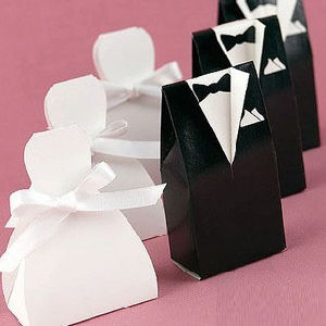 Wedding Favor Candy Box
