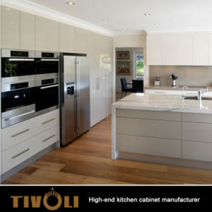 China Furnture Factory Home Apartment Kitchen Cabinet with Lacquer ...
