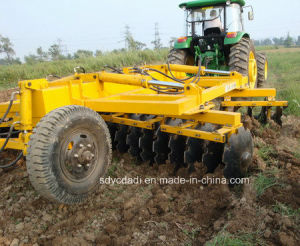 1bzdz-5.3 Heavy-Duty Hydraulic Wing Disc Harrow/Harrow Disc/Disk Harrow/Harrow Disk pictures & photos