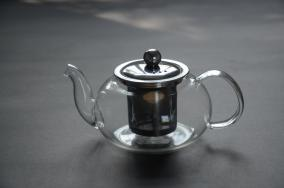 Wholesale Blooming Tea Glass Teapots, Popular Style Design Heat Resistant Glass Teapot