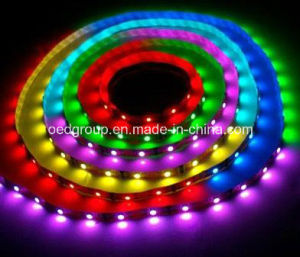 SMD5050 RGB IP68 30/60/72/120LEDs/M LED Flexible Stripe Light for Outdoors Decoration pictures & photos