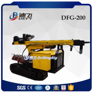Hydraulic Dfg-200 Sheet Bore Pile Driver Drilling Machine pictures & photos