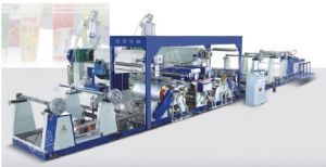 Doule Extruder Laminating Machine, Double Extruding Machine (SJFM1100-1900) pictures & photos