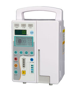Infusion Pump Without Drug Library with CE and ISO pictures & photos