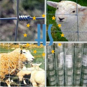 Galvanized Hinge Joint Sheep, Deer, Goat, Horse, Cattle Animal Fence