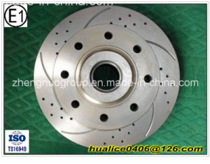 Auto Parts Manufacture Brake Rotors for Nissan Cars pictures & photos
