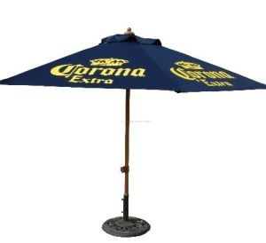 2.5m Round Printing Garden Umbrella (BR-GU-21) pictures & photos