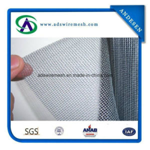 18X16mesh 17X15mesh Grey Plain Weave Fly Screen pictures & photos