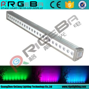 24X3w RGB LED Bar Wall Washer Stage Floor Light pictures & photos
