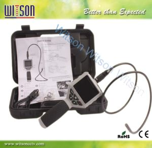 Witson Portable Video Endoscope with 2.7′′ Monitor with Recording Function (W3-CMP2818DX) pictures & photos