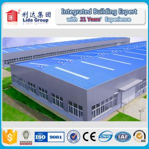 2016 New Design Light Steel Structure Warehouse by H Section Steel pictures & photos