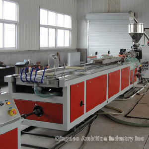 Wood Plastic Composite/WPC Production Line