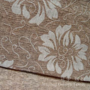 Jacquard Cloth Polyester and Acrylic Chenille for Chair Covers pictures & photos