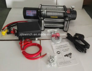 9500lb Winch off-Road Vehicle Rescue Winch with Wireless Remote Control