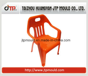 High Quality Aluminum Leg Plastic Chair Mould pictures & photos