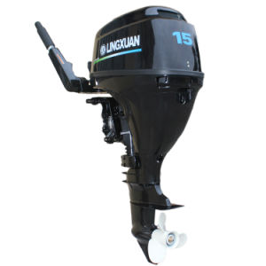 15HP 4 Stroke CE Approval Outboard Engine