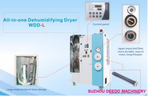 Plastic Pellet Dehumidifier Dryer with Loader pictures & photos
