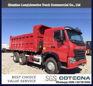2016 Hot Sale 6*4 Dump Truck of HOWO A7 pictures & photos