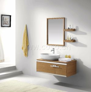 Ecological Wood Bathroom Cabinet Ew1318 pictures & photos