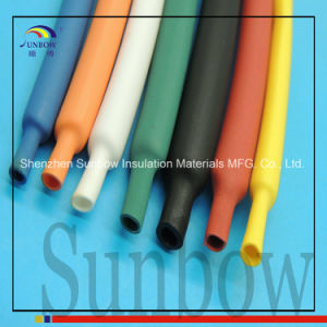 Polyolefin Wire Harness Insulation PE Heat Shrink Tubing pictures & photos