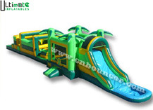 Palm Tree Inflatable Obstacle (O022)