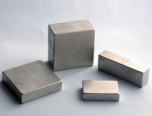 Sintered Permanent Block Magnet (UNI-Block-o12) pictures & photos