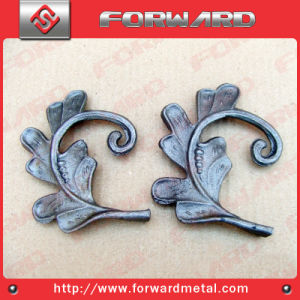 Cast Steel Flowers for Gate pictures & photos