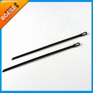 Stainless Steel Lock Steel Ball Tie