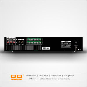 100W PA Power Audio Amplifier with Remote Control pictures & photos