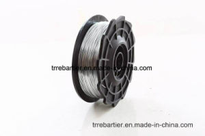 Galvanized Rebar Tie Wire Binding Wire Tw897A for Rebar Tying Machine pictures & photos