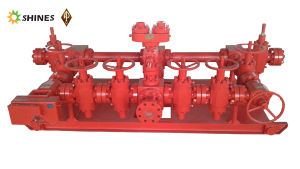 Choke Manifold for Wellhead with API 16c